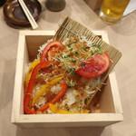 串一 - お洒落なサラダ