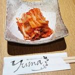 YUMA - キムチ  300円