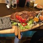 メキシコビーフ鉄板食堂 アプレシオ - ウヒャー!