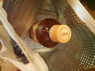 別邸 ねこ処みなみ家 - ドリンクはポットボトルで、保温とねこさんの誤飲防止のバッグ使用ミャ