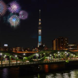 2018年隅田川花火大会『個人の追加席』をご用意しました!