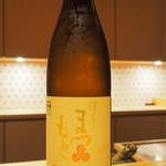 鮨 大和 - 3杯目:澤屋まつもと 守破離 純米吟醸