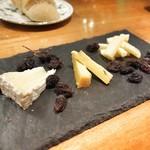 ポンペット - チーズ