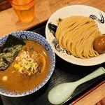日本の中華そば富田 - 半熟味玉つけ麺(1,010円)