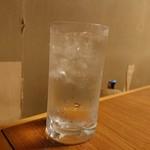 もりもと - 三岳水割り 2018年7月