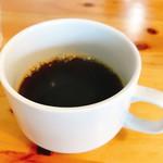 食堂 サジロ - ランチのコーヒー