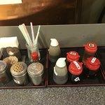 やまの湯軽食コーナー -