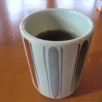 和食さと - 真夏でも熱いお茶のサービス!