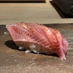 菊鮨 - 金目鯛・・甘いですね、美味しい。。
