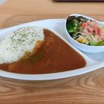 cafe CORE - 料理写真:カレープレート