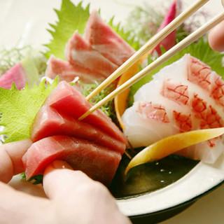 空輸で直送!全国各地の旬の天然鮮魚をご堪能あれ♪