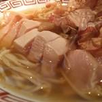 グラシア - さつま地鶏の冷やしラーメン