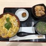 伊藤和四五郎商店 - 料理写真:しお麹唐揚げセット
