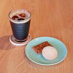 Forest Coffee Roasters - 焼菓子セット(アイスコーヒー)