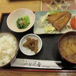 8948291 - いなだバター焼き定食(700円)