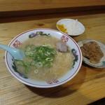 まさちゃん - ラーメン定食700円