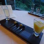 フェリス - ーAperitivoー 小さい食前酒とオリーブ