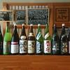 四季料理みしな - ドリンク写真:月2,3回地酒の入れ替えをしています。