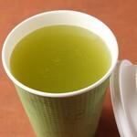 嘉木園 甘香房 - 煎茶(ホット)