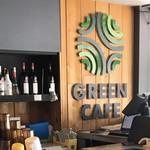 Green Cafe 川の駅 - レジのあたり