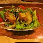 きすけ - ホタテのサラダ