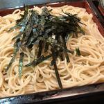 そば処 満留賀 - 料理写真:天ざる 1200円。