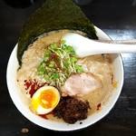 ぐんぽう - 金ゴマタンタン麺 918円