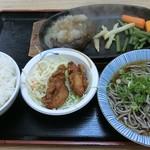 もとや食堂 - 料理写真:日替わり