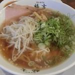 餃子専門店 福吉 - ラーメン