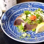 虎丸水産 - 料理写真:かつおたたき