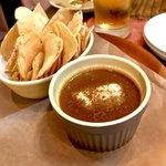 そら食堂 - ・カレー&チップス(せんべろでチョイス)