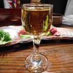 萬来 - 大雀蜂酒(焼酎35°)800円