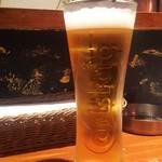 OTO狛江商店 - 生ビールはカールスバーグ
