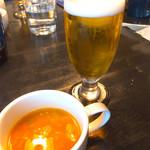 89497023 - ハートランド生ビールとランチスープ