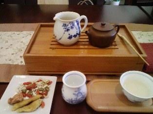 中国茶房 茶趣茶楽