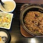 蘭 - ソ…さんのランチ    豚角煮土鍋ご飯  880円