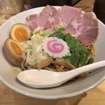サバ6製麺所 - サバまぜめん