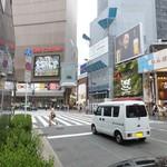 Hokkyoku - 正面の戎橋筋アーケードを進み左側にお店があります