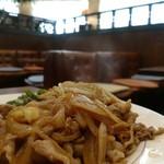 エリエート - 生姜焼きライス。