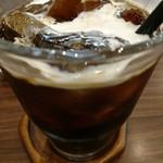 エリエート - 夏、喫茶店、と来たらアイスコーヒー!