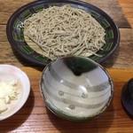 わきゅう - 料理写真:生粉打ちの蕎麦です。