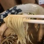 ラーメン考房 昭和呈 - 南海サンマの醤油仕立て