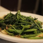 SOMBOON SEAFOOD - チンゲン菜炒め
