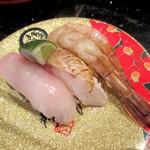 金沢まいもん寿司 - 北陸三昧
