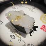 金沢まいもん寿司 - 白エビ