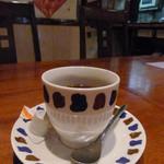 Toukaishuka - サービスで出て来たコーヒー