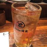 寅圭 - ウーロンハイ¥180