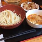 うつ輪 - たまごつけ麺