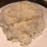 いきなりステーキ - ご飯大