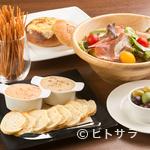 ビストロカフェ グラポン - お手軽価格でいろいろと楽しめる『前菜』と『おつまみ』